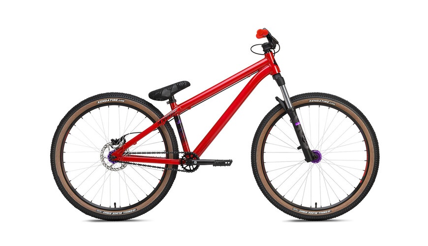 NS Bikes Movement 2 red